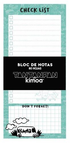 BLOCK NOTAS KIMOA