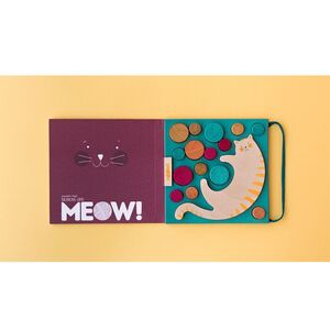 WOODEN TOY - MEOW