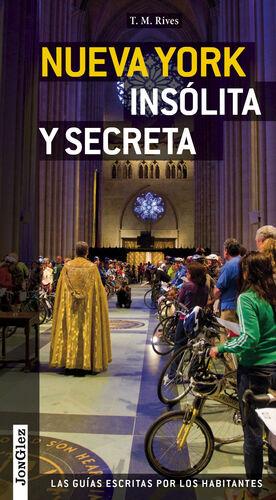 GUÍA NUEVA YORK INSÓLITA Y SECRETA