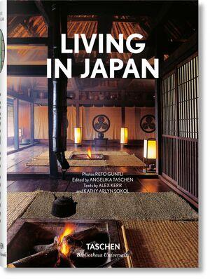 LIVING IN JAPAN