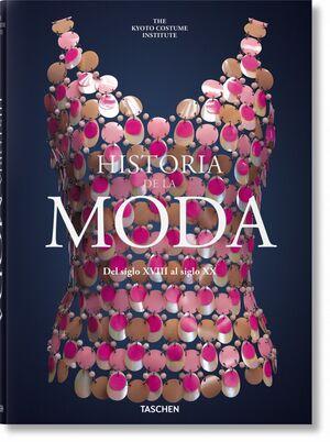 HISTORIA DE LA MODA DEL SIGLO XVIII AL SIGLO XX