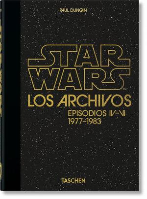 LOS ARCHIVOS DE STAR WARS. 1977-1983. 40TH ANNIVERSARY EDITION