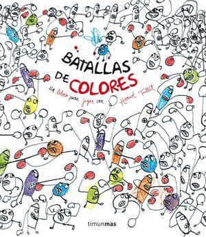 BATALLAS DE COLORES