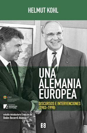 UNA ALEMANIA EUROPEA