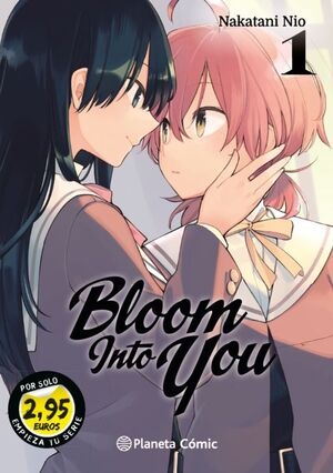 SM BLOOM INTO YOU