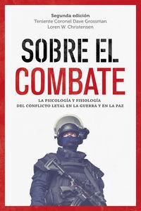SOBRE EL COMBATE