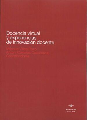 DOCENCIA VIRTUAL Y EXPERIENCIAS DE INNOVACIÓN DOCENTE