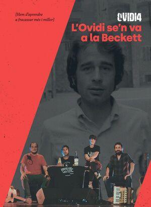 OVIDI SE'N VA A LA BECKETT, L' - LLIBRE-DISC