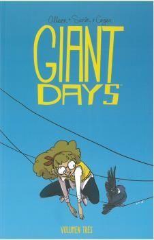 GIANT DAYS 3