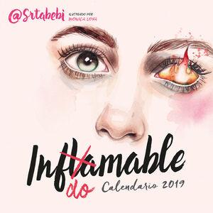 CALENDARIO INDOMABLE 2019