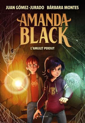 AMANDA BLACK (CAT) 2. AMULET PERDUT