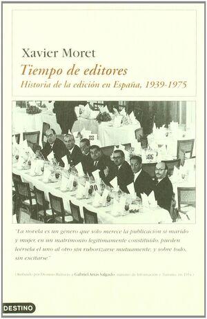 TIEMPO DE EDITORES