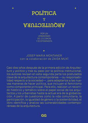 POLITICA Y ARQUITECTURA