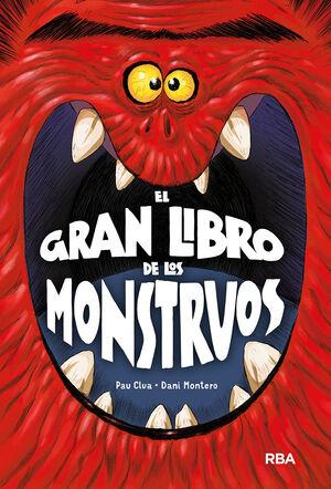 EL GRAN LIBRO DE LOS MONSTRUOS