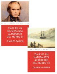 VIAJE DE UN NATURALISTA ALREDEDOR DEL MUNDO (2 VOLÚMENES)