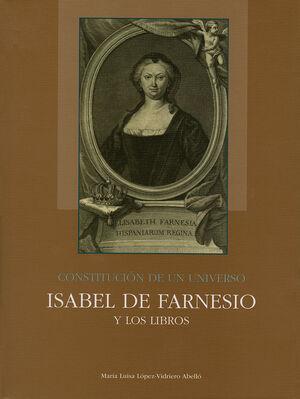 CONSTITUCIÓN DE UN UNIVERSO: ISABEL DE FARNESIO Y LOS LIBROS