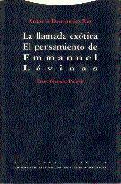 LLAMADA EXOTICA PENSAMIENTO DE EMMANUEL LEVIANAS