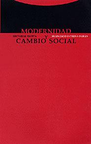 MODERNIDAD Y CAMBIO SOCIAL