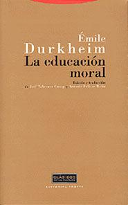 LA EDUCACIÓN MORAL