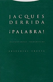 ¡PALABRA! INSTANTÁNEAS FILOSÓFICAS
