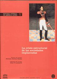 HISTORIA GENERAL DE AMÉRICA LATINA VOL. V