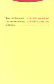 LAS LIMITACIONES DEL CONOCIMIENTO JURÍDICO