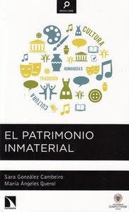 EL PATRIMONIO INMATERIAL