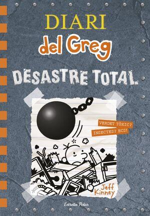 DIARI DEL GREG 14. DESASTRE TOTAL