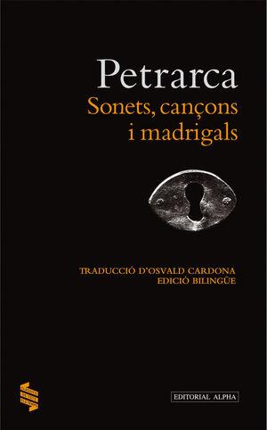 SONETS, CANÇON I MADRIGALS