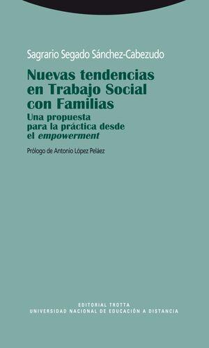 NUEVAS TENDENCIAS EN TRABAJO SOCIAL CON FAMILIAS
