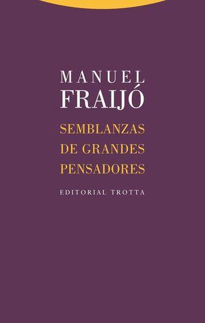 SEMBLANZAS DE GRANDES PENSADORES