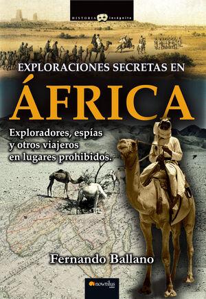 EXPLORACIONES SECRETAS EN ÁFRICA